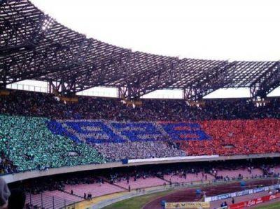 Curva A Napoli-Roma