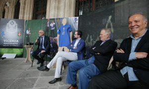 conferenza stampa in basilica per mostra del calcio 26-07-14