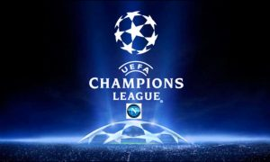 Logo Napoli Champions