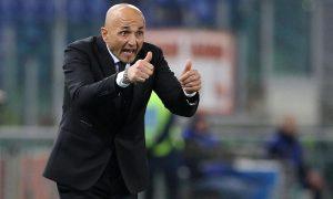 Roma's coach Luciano Spalletti reacts during the Italian Serie A soccer match AS Roma vs Frosinone Calcio at Olimpico stadium in Rome, Italy, 30 January 2016. ANSA/ALESSANDRO DI MEO