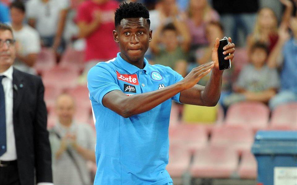 Amadou Diawara Hd Napoli - Milan