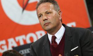 Sinisa Mihajlovic allenatore del  Milan