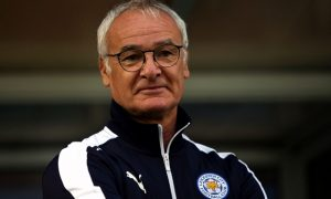 File photo dated 25-08-2015 of Leicester City manager Claudio Ranieri. PRESS ASSOCIATION Photo. Issue date: Sunday December 13, 2015. Claudio Ranieri faces Chelsea with Leicester on Monday, the first time he has come up against the Blues in English football since leaving Stamford Bridge in 2004. See PA story SOCCER Ranieri Focus. Photo credit should read Peter Byrne/PA Wire.