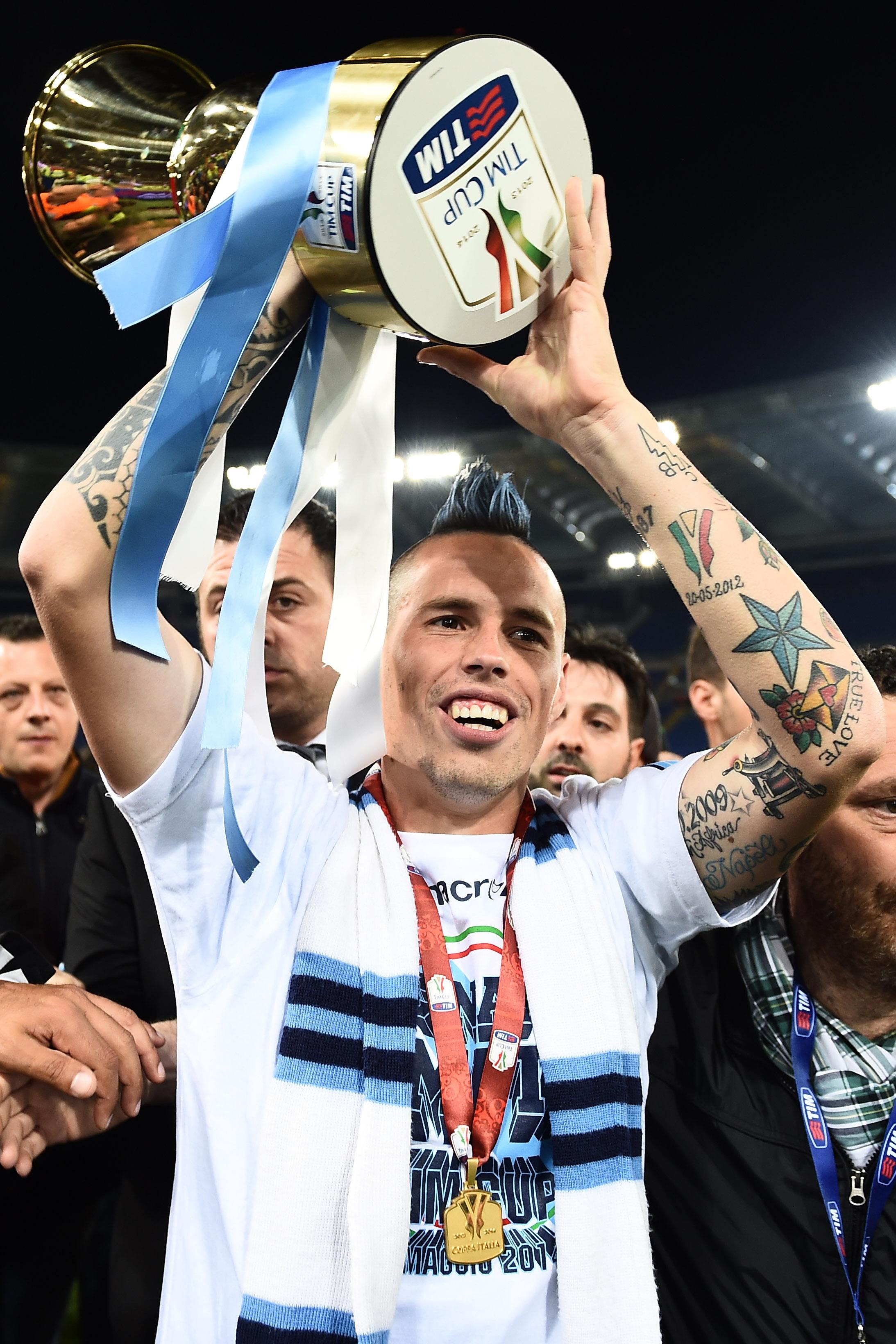 Fiorentina Napoli Coppa Italia