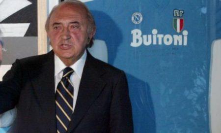 IL'ex presidente del Napoli Ferlaino