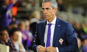 Fiorentina's head coach Paulo Sousa gestures during the Italian Serie A soccer match ACF Fiorentina vs Atalanta at Artemio Franchi stadium in Florence, Italy, 4 October 2015. ANSA/MAURIZIO DEGL'INNOCENTI