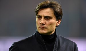 GENOA, ITALY - FEBRUARY 03:  Head Coach of UC Sampdoria, Vincenzo Montella looks during the Serie A match between UC Sampdoria and Torino FC at Stadio Luigi Ferraris on February 3, 2016 in Genoa, Italy.  (Photo by Pier Marco Tacca/Getty Images)