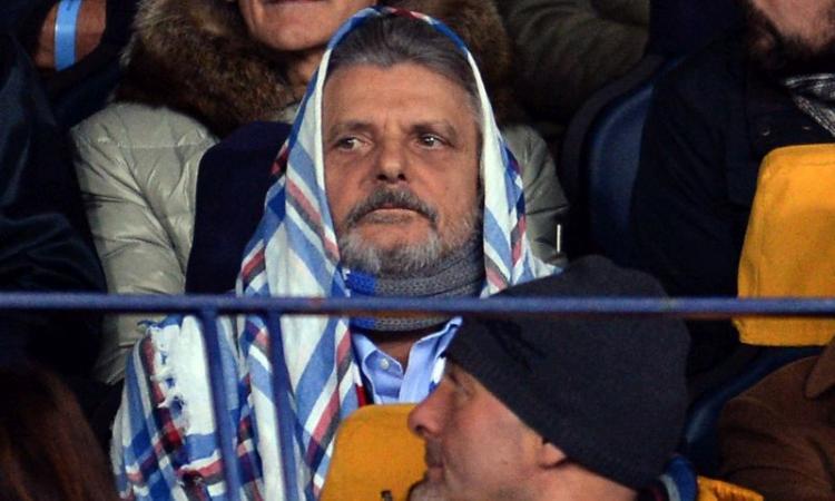 Ferrero presidente Sampdoria