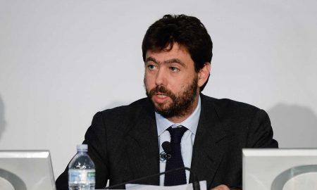 Agnelli presidente juve