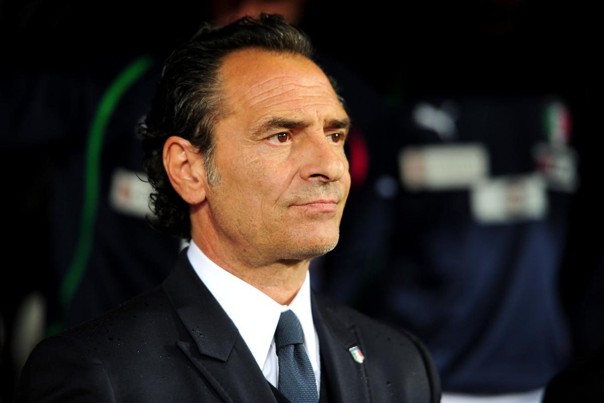Cesare Prandelli Italy