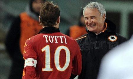 Ranieri nuovo allenatore della Roma