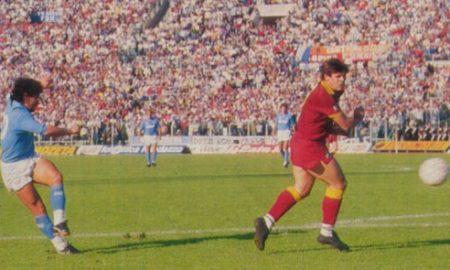Maradona gol alla Roma