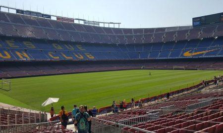 Camp Nou Barça