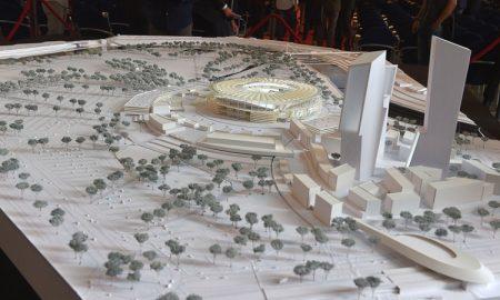 Roma Nuovo Stadio