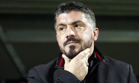Gattuso allenatore