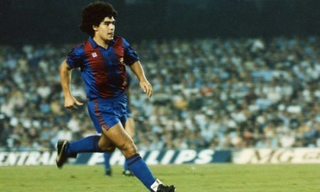 Maradona Barcellona