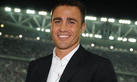 L'ex Napoli Cannavaro