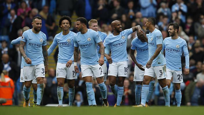 Manchester City Deferito