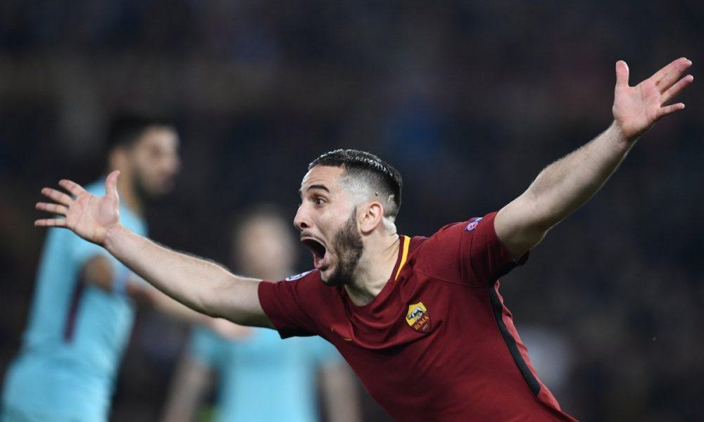 Difensore della roma Manolas