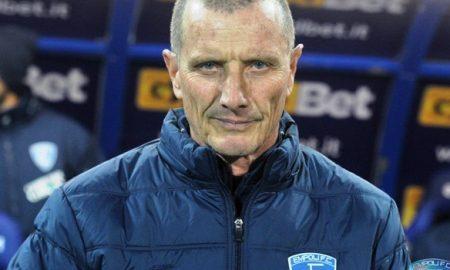 Andreazzoli allenatore