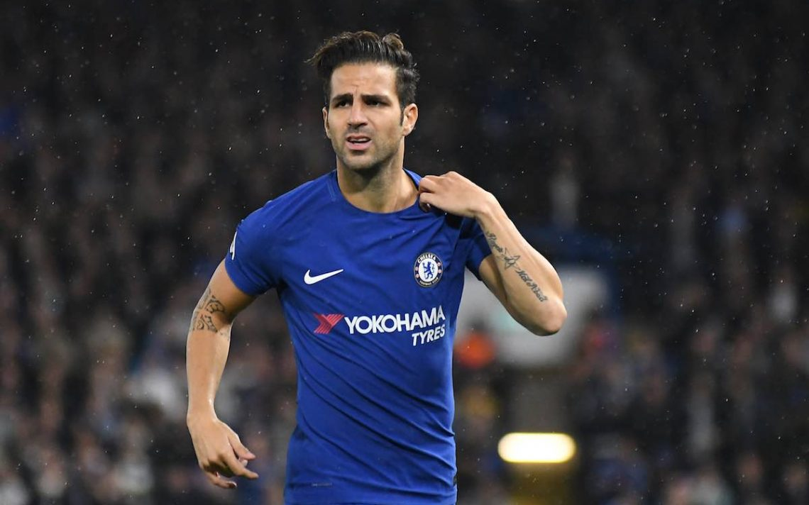 Fabregas al Chelsea