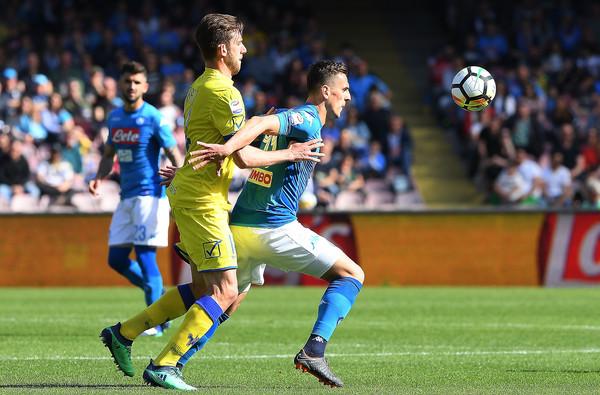 Napoli Chievo Verona