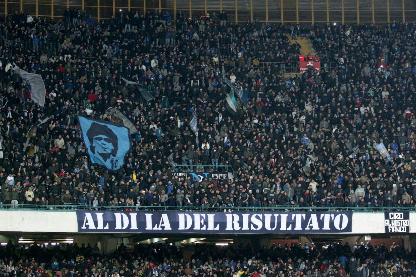 Napoli Lazio Dati Cori