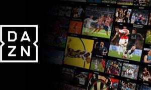 dazn streaming calcio