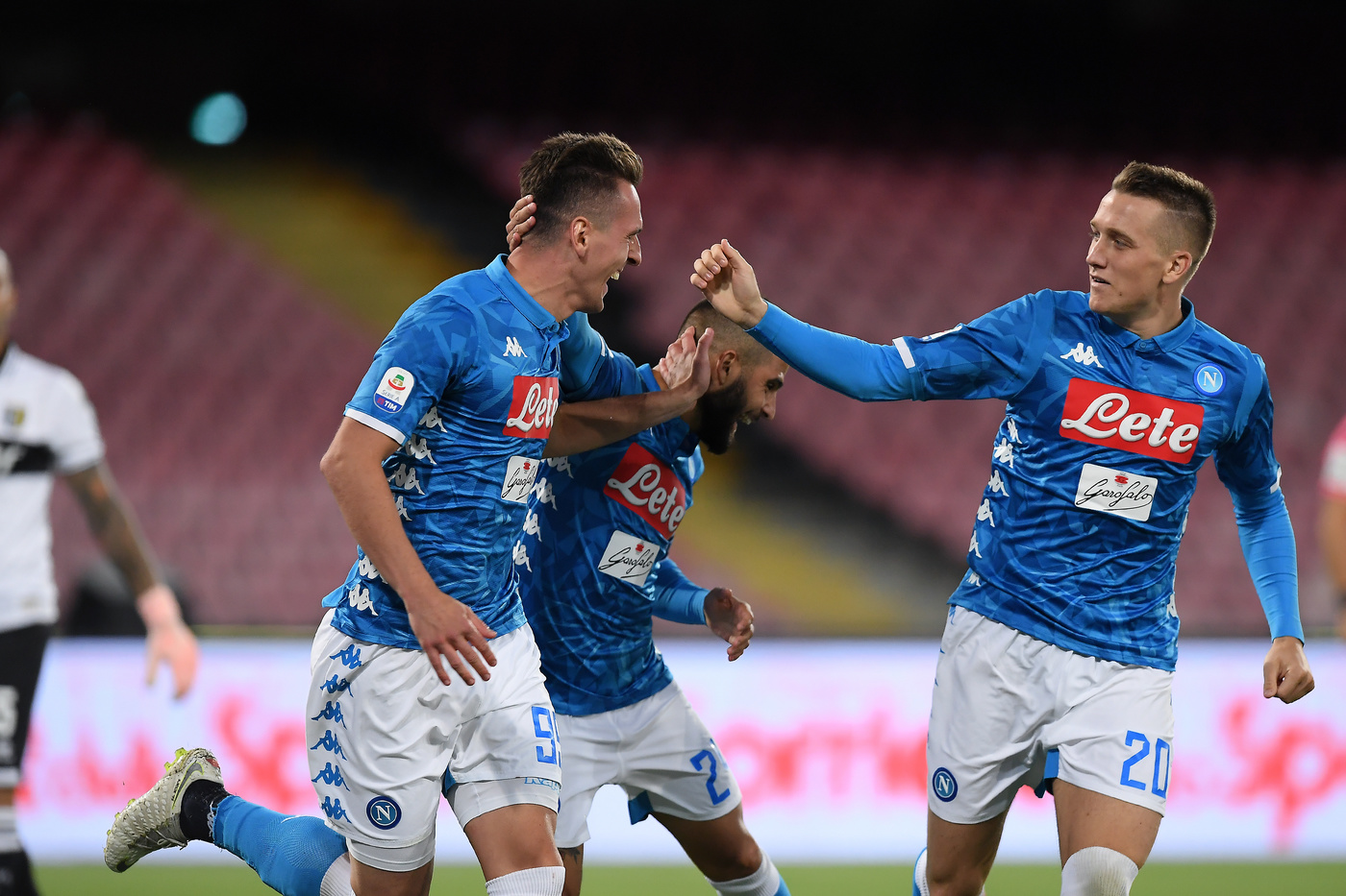 Napoli Attacco
