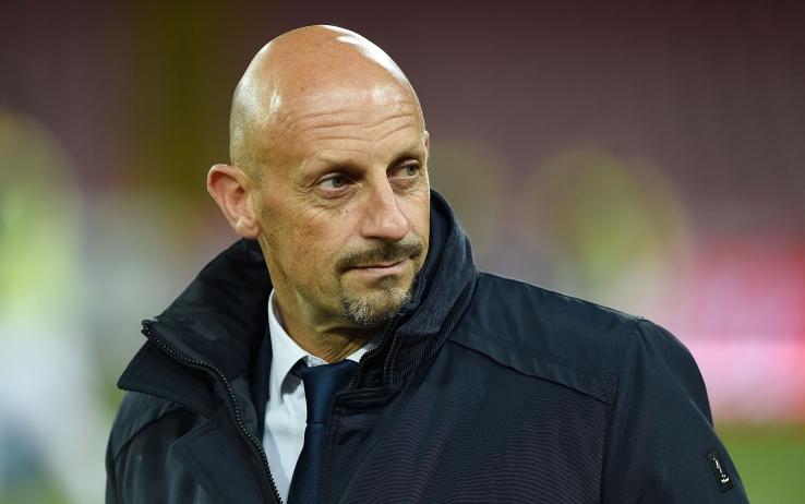 L'allenatore del Chievo
