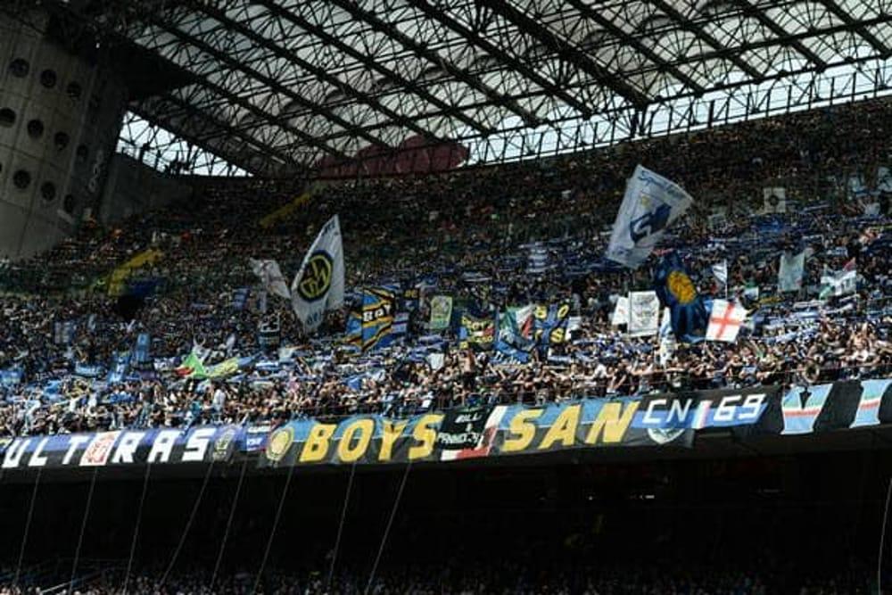 Scontri Tifosi Inter Napoli