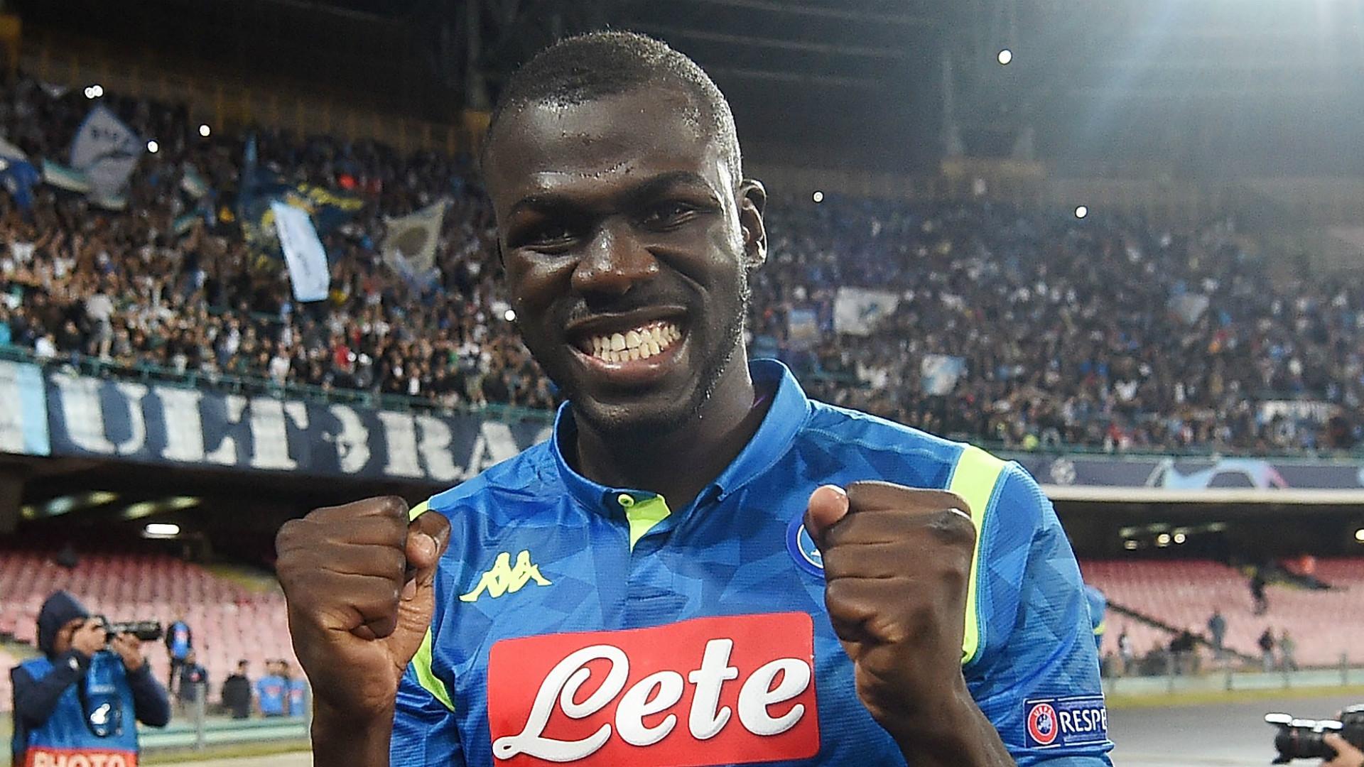 Koulibaly difensore Napoli