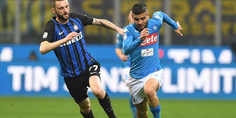 Napoli Inter Insigne