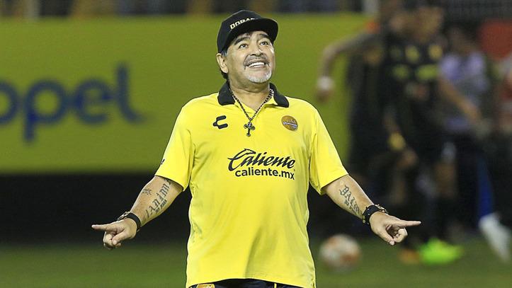 Maradona Cristiano Ronaldo