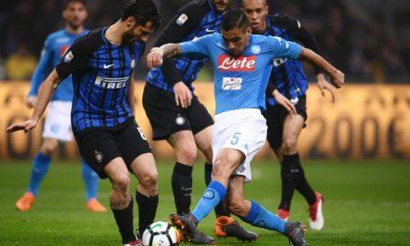 Cori razzisti Inter Napoli