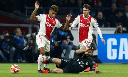 Ajax Real Madrid VAR