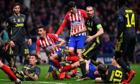 Atletico Madrid Juventus Uefa