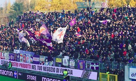 Fiorentina Cori Razzisti