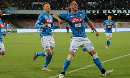 Parma Napoli Analisi Tattica