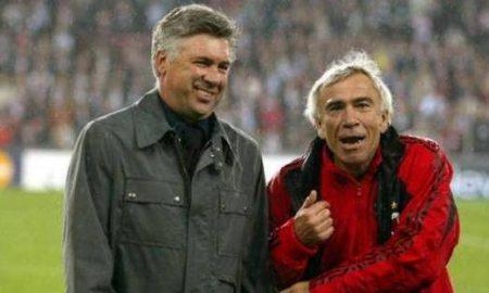 Vecchi con Ancelotti