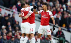 Arsenal avversario Napoli