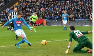 Napoli Udinese Analisi Tattica