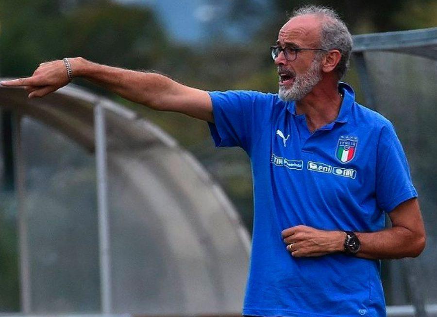 Paolo Nicolato Under 21 Italia