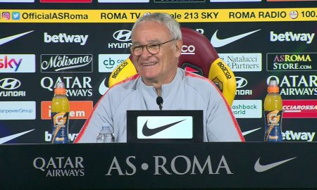 Ranieri in conferenza stampa