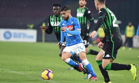 Sassuolo Napoli Analisi Pre