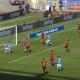 Mertens Gol alla Roma