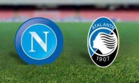 Napoli Atalanta logo