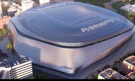 Nuovo stadio Real Madrid