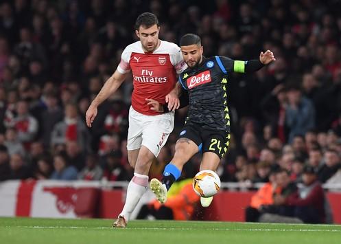 Arsenal Napoli Analisi Tattica