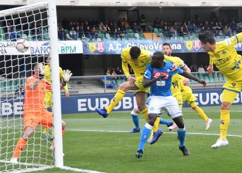 Chievo Napoli Analisi